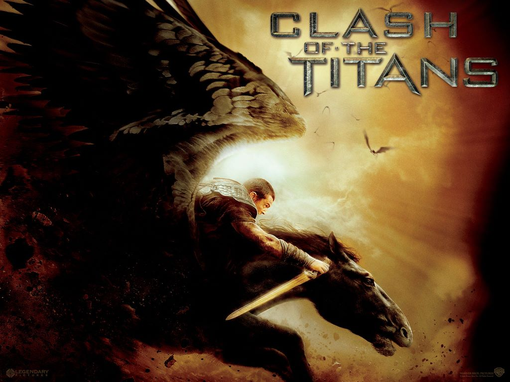 Movies Wallpaper: Clash of the Titans