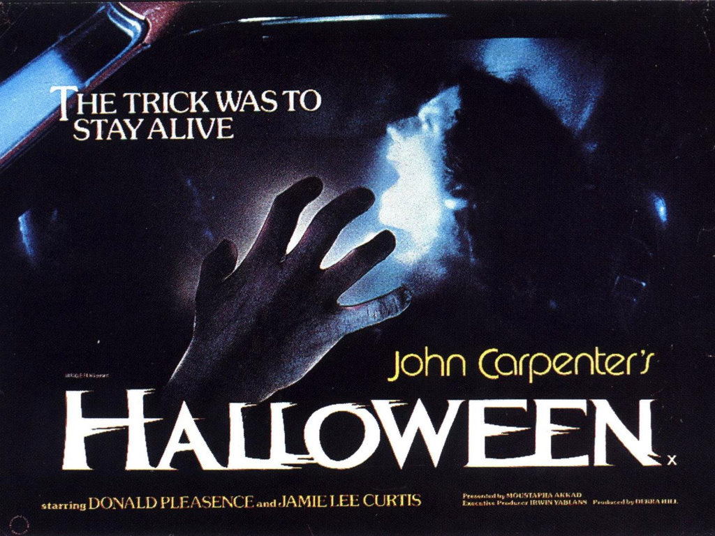 Movies Wallpaper: Classic Movie - Halloween