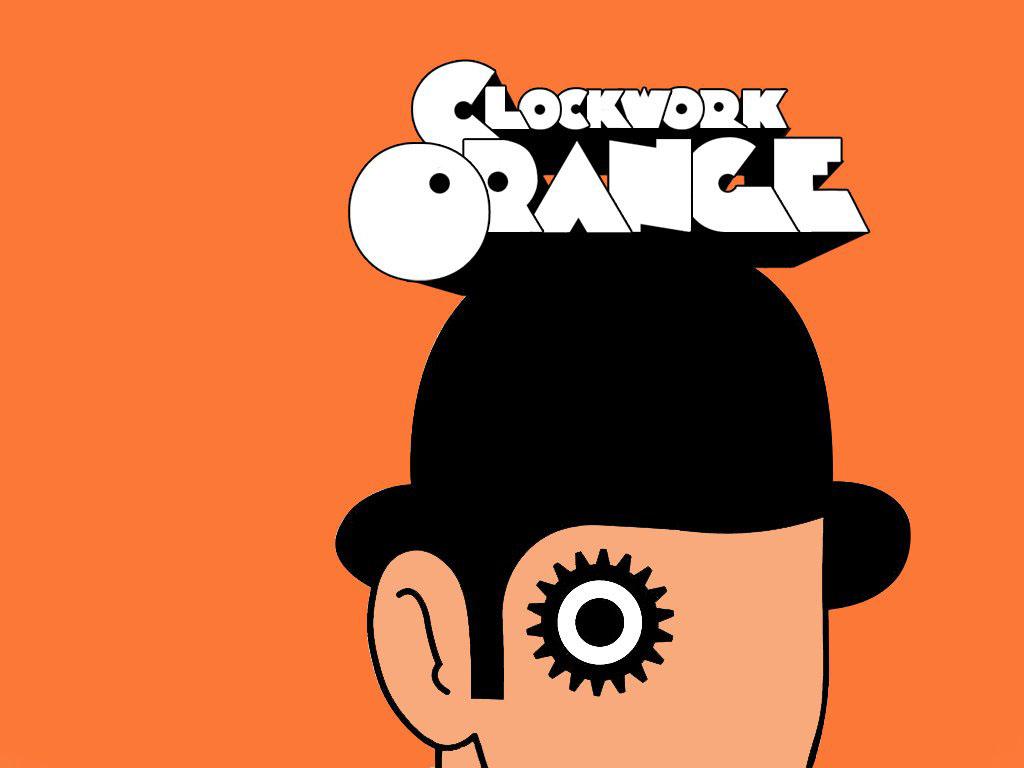 Movies Wallpaper: A Clockwork Orange