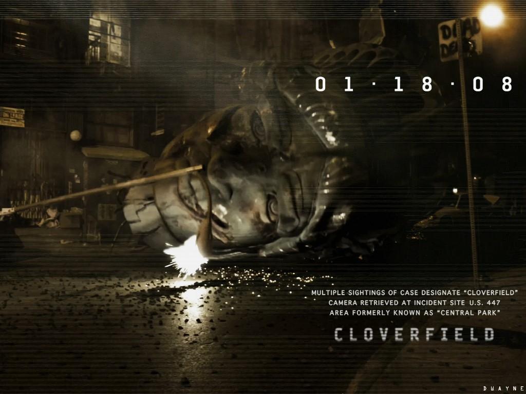 Movies Wallpaper: Cloverfield