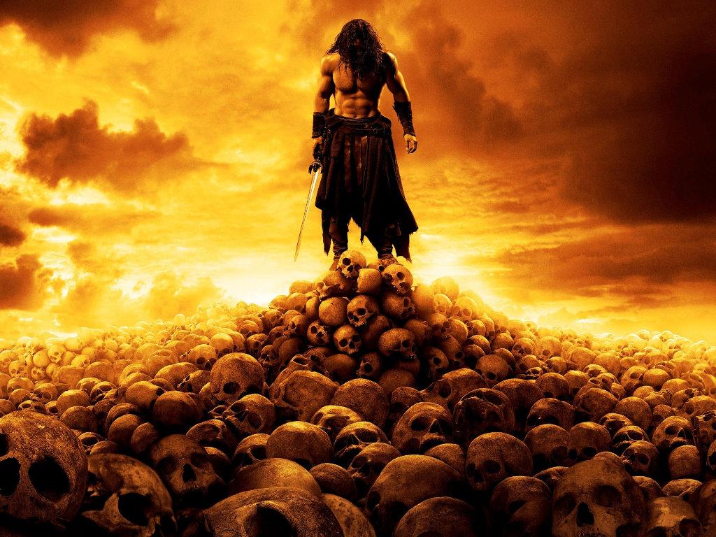 Movies Wallpaper: Conan the Barbarian 3D