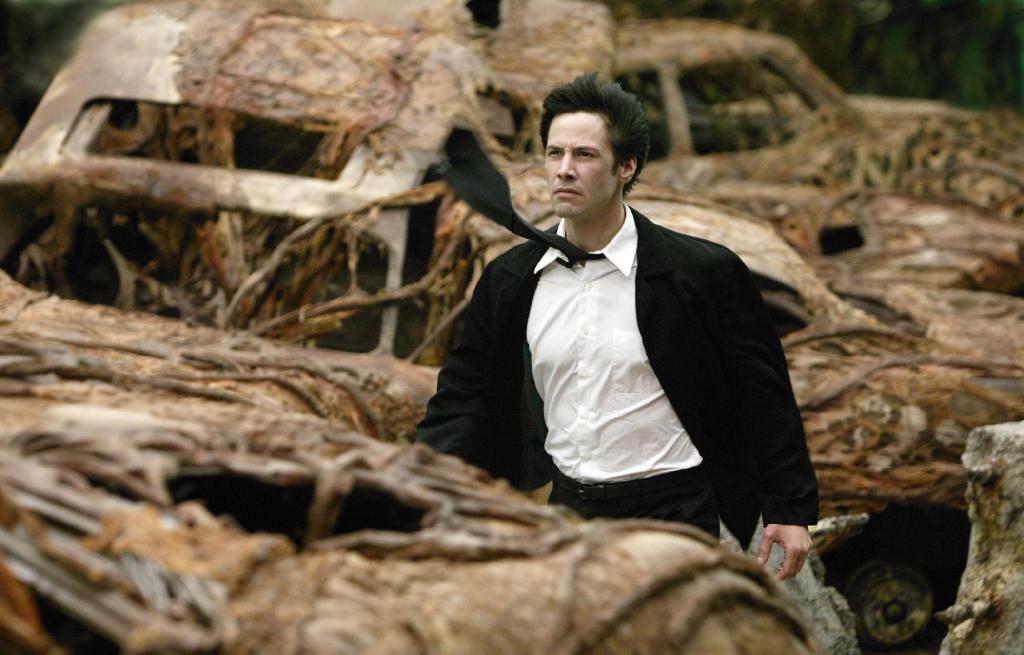 Movies Wallpaper: Constantine