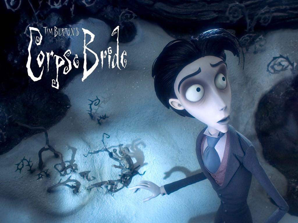Movies Wallpaper: Corpse Bride