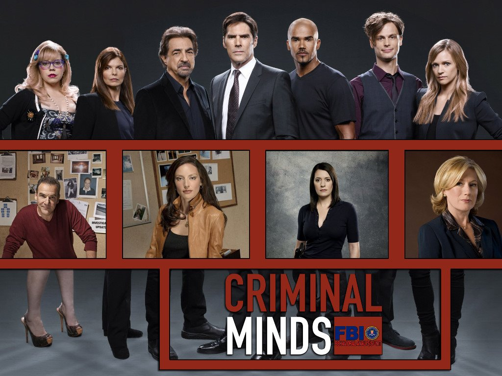 Movies Wallpaper: Criminal Minds