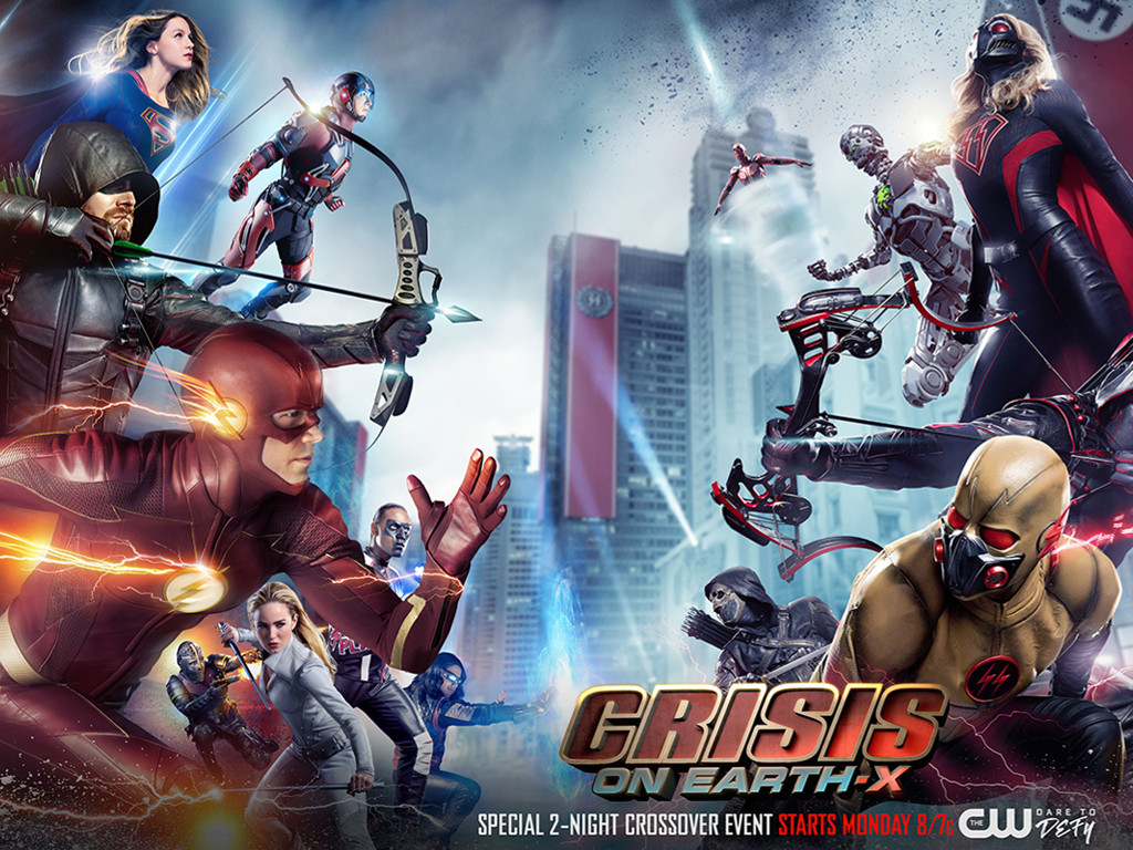 Movies Wallpaper: Crisis on Earth-X
