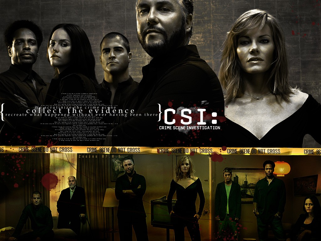 Movies Wallpaper: CSI