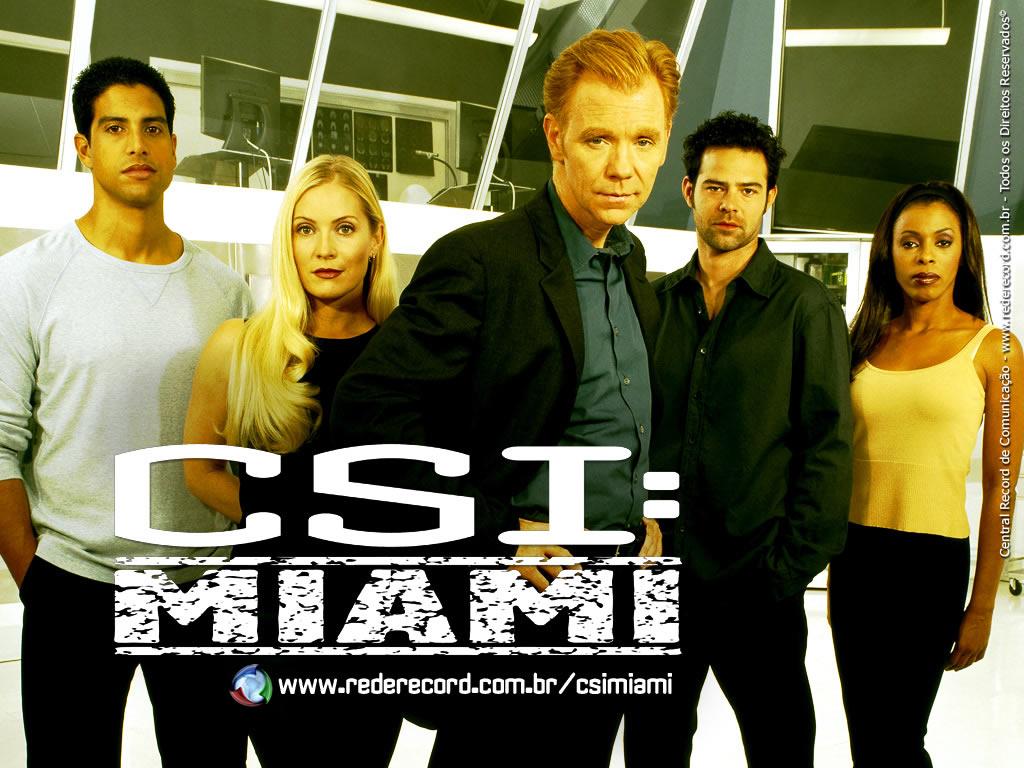 Movies Wallpaper: CSI Miami