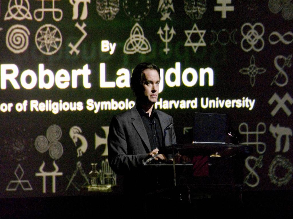 Movies Wallpaper: Da Vinci Code - Robert Langdon