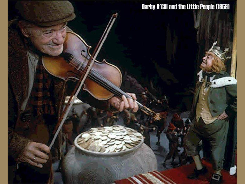 Movies Wallpaper: Darby O'Gill and the Little People