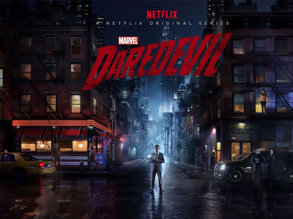 Movies Wallpaper: Daredevil - Netflix