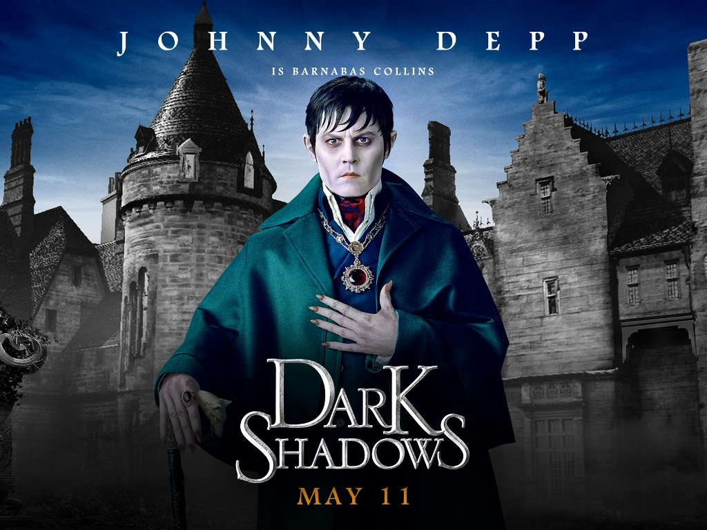 Movies Wallpaper: Dark Shadows