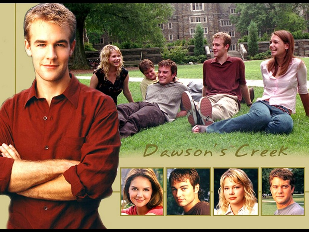 Movies Wallpaper: Dawnson's Creek