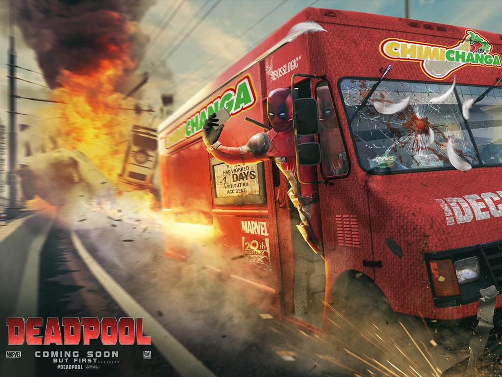 Movies Wallpaper: Deadpool