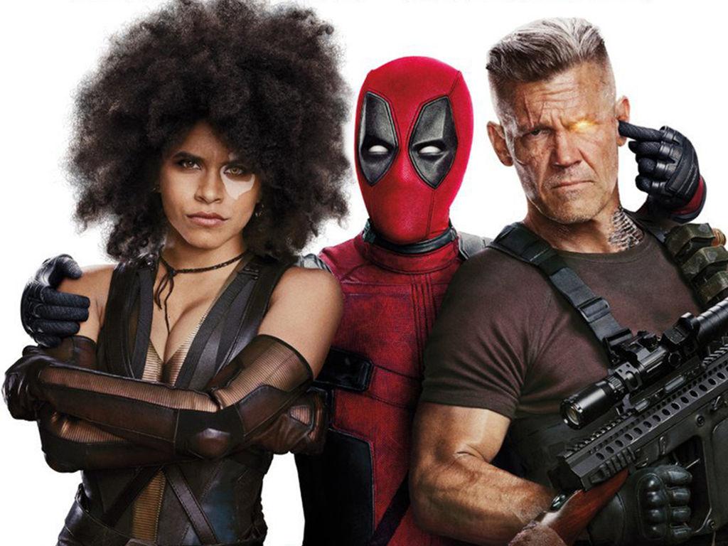 Movies Wallpaper: Deadpool 2