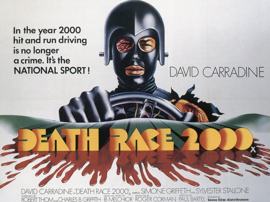 Movies Wallpaper: Death Race 2000