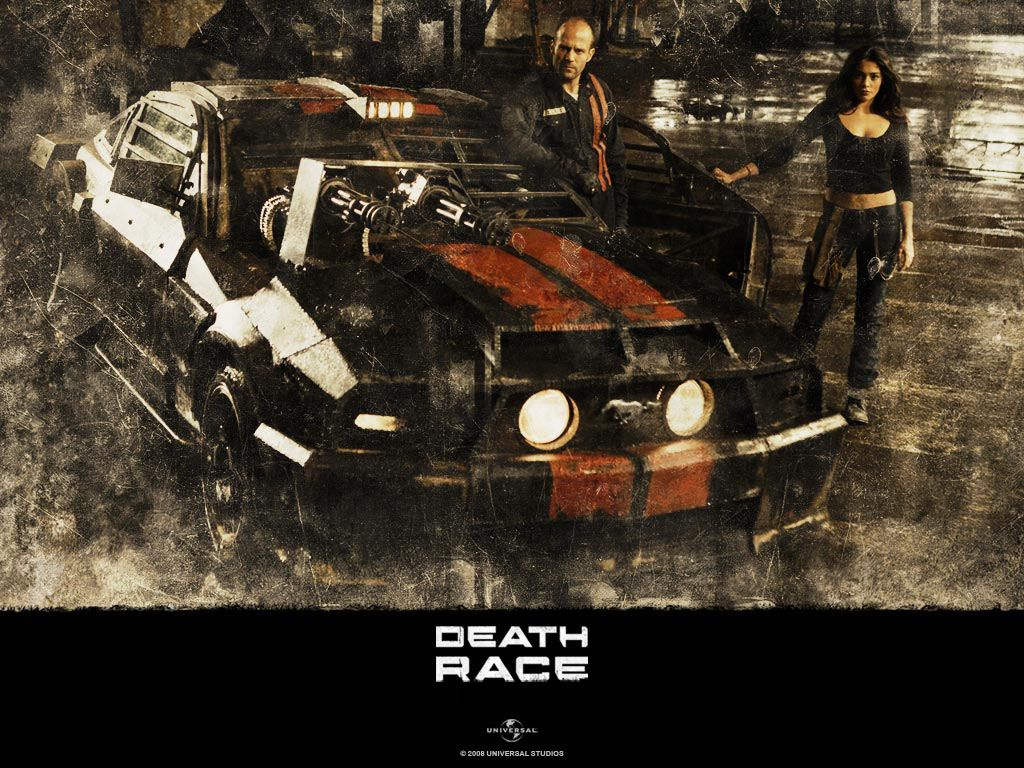 Movies Wallpaper: Death Race