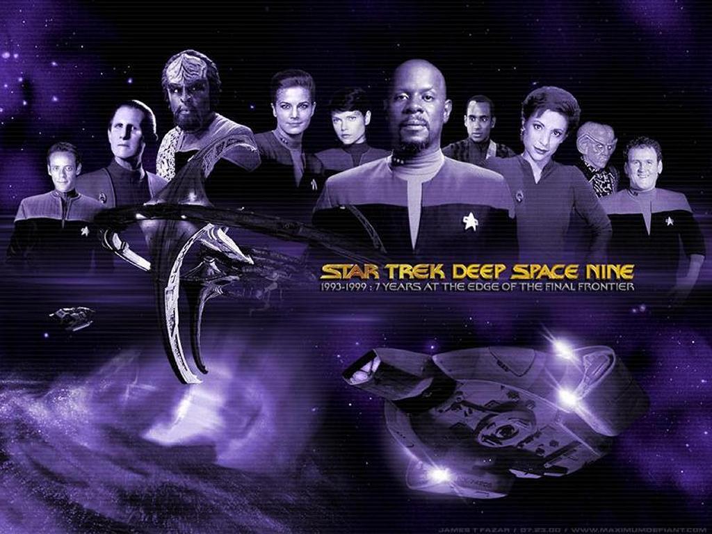 Movies Wallpaper: Deep Space Nine - 7 Years