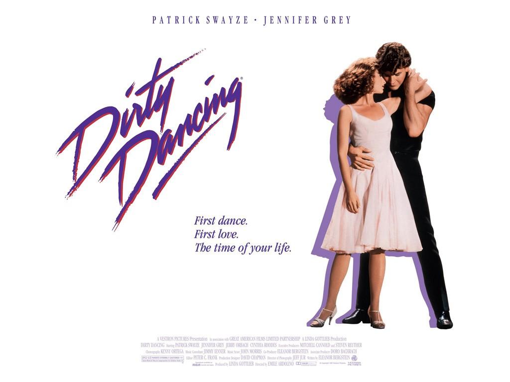 Movies Wallpaper: Dirty Dancing