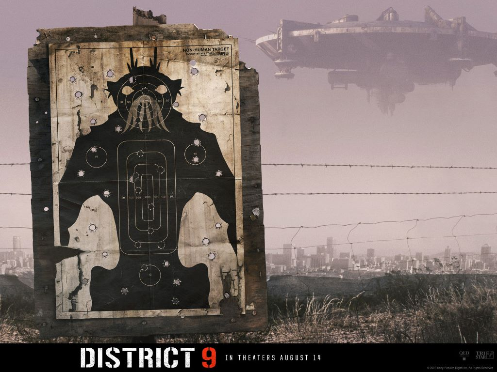 Movies Wallpaper: District 9