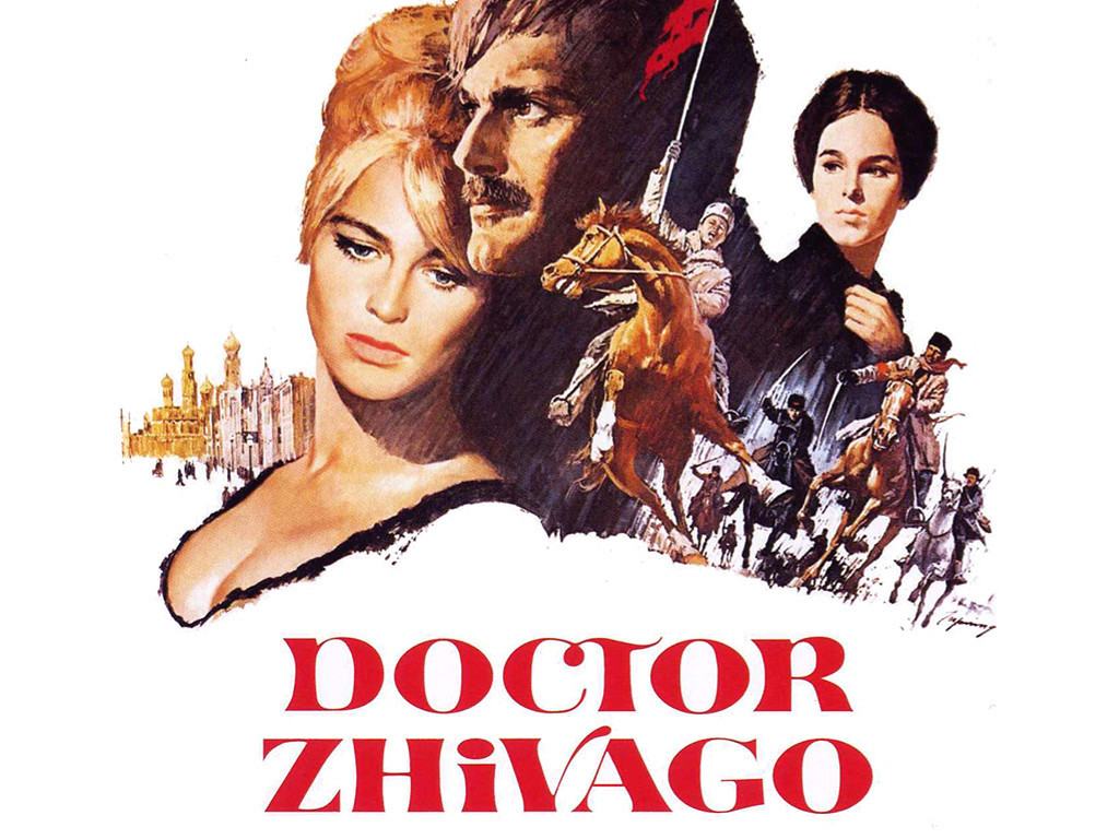 Movies Wallpaper: Doctor Zhivago