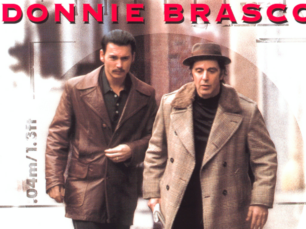 Movies Wallpaper: Donnie Brasco