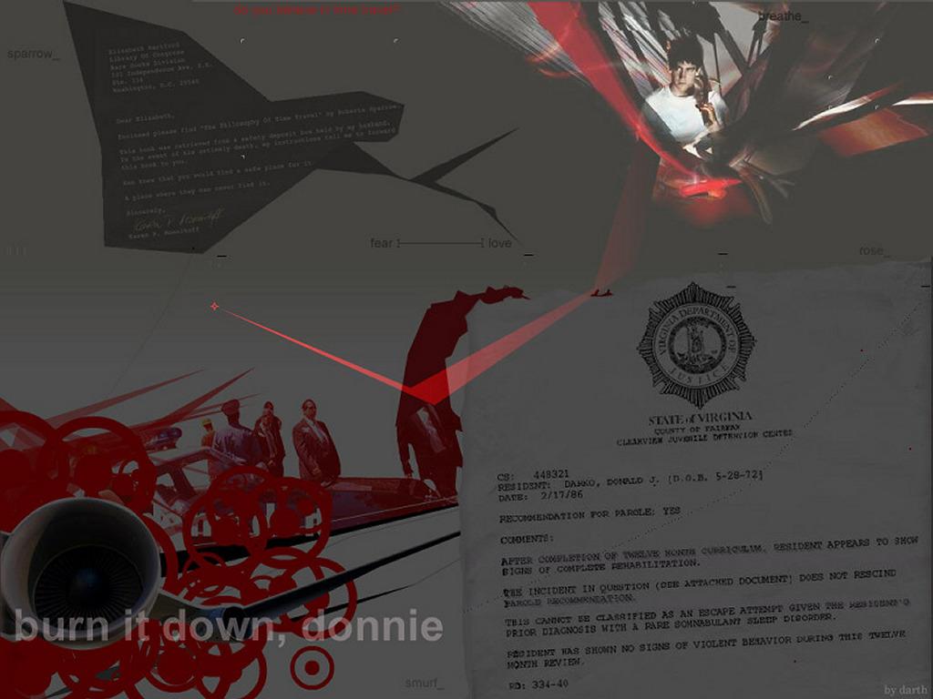 Movies Wallpaper: Donnie Darko