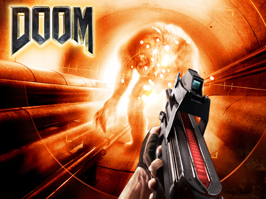 Movies Wallpaper: Doom
