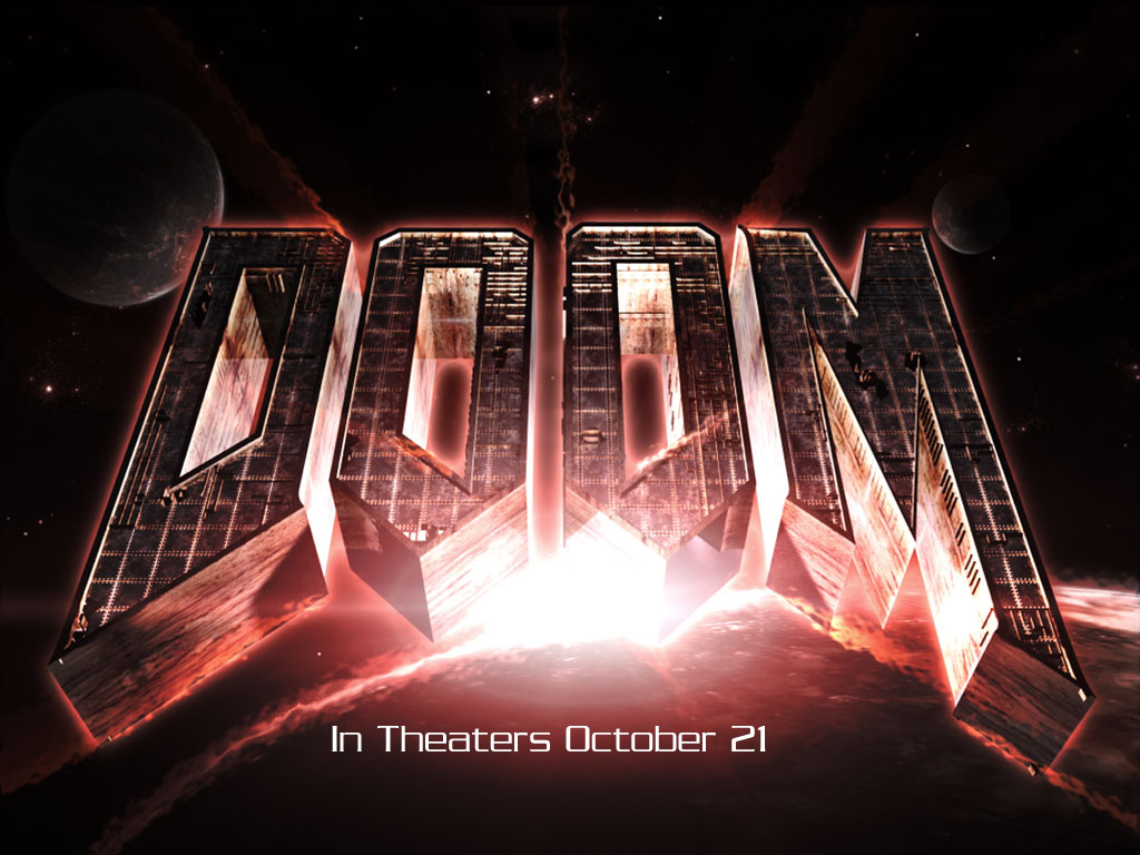 Movies Wallpaper: Doom - the Movie