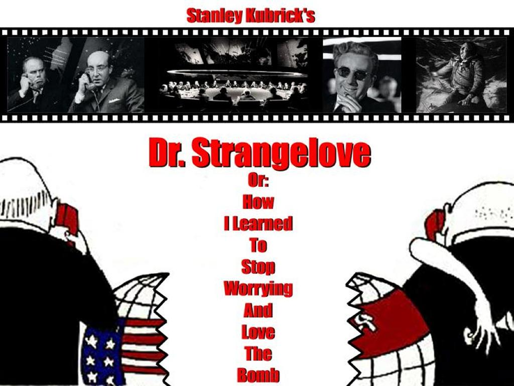 Movies Wallpaper: Dr. Strangelove