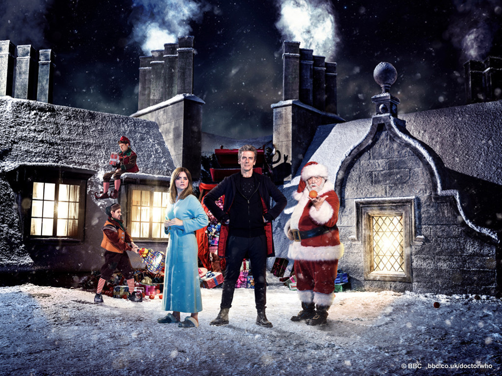 Movies Wallpaper: Doctor Who - Christmas