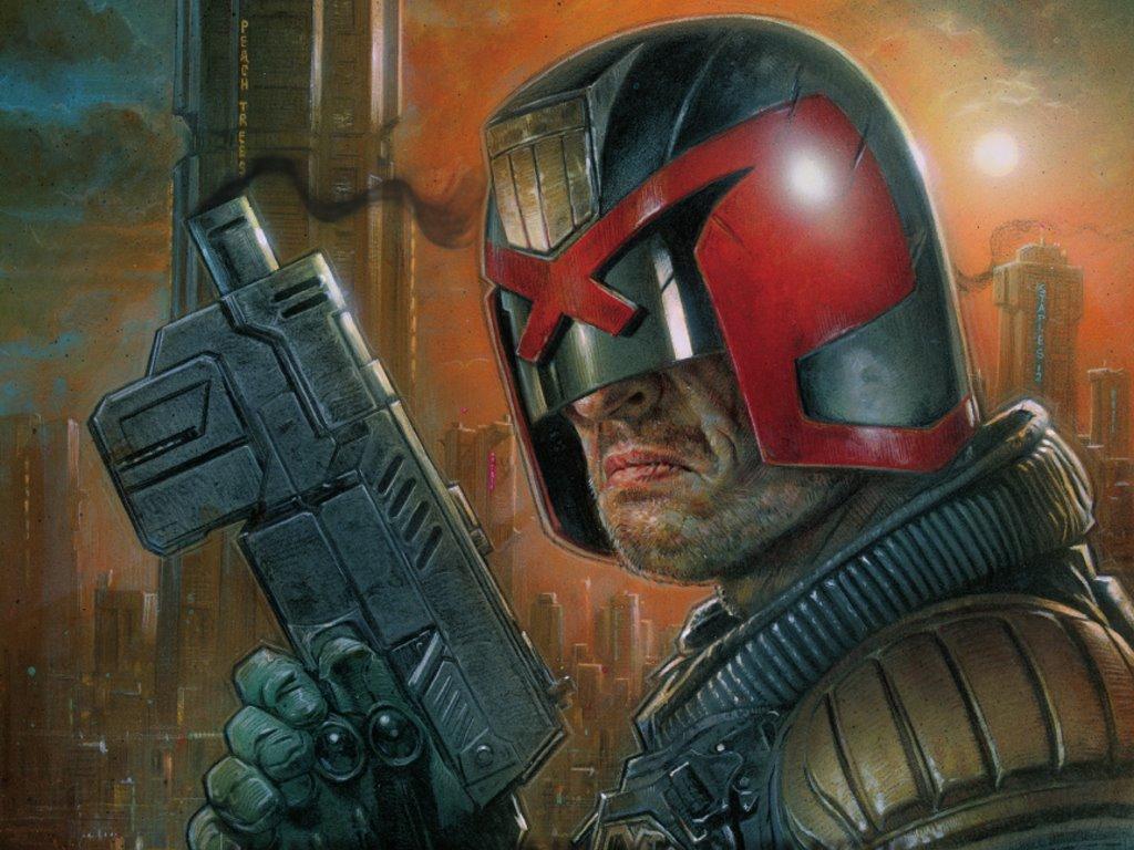 Movies Wallpaper: Dredd