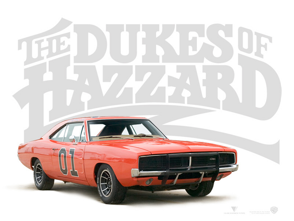 Movies Wallpaper: Dukes of Hazzard - General Lee
