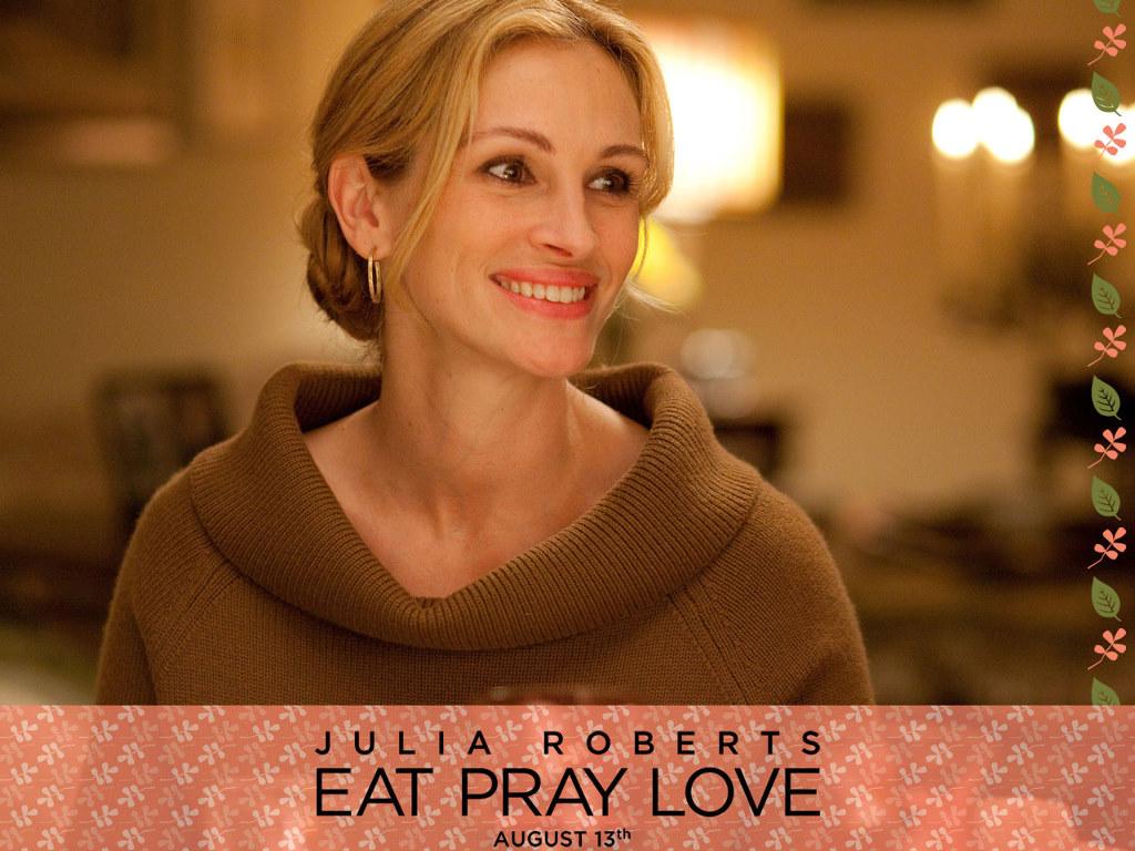 Movies Wallpaper: Eat Pray Love
