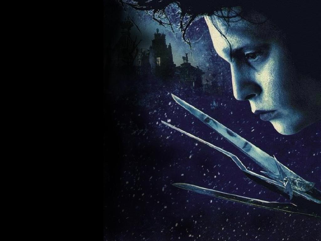 Movies Wallpaper: Edward Scissorshands