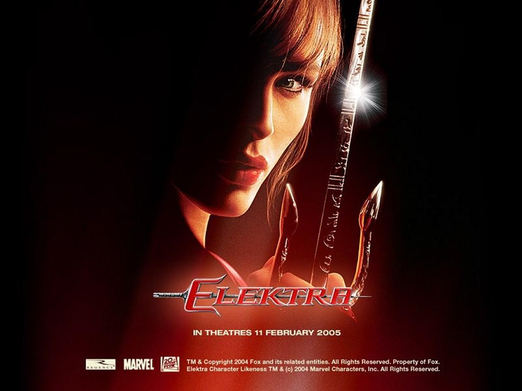 Movies Wallpaper: Elektra
