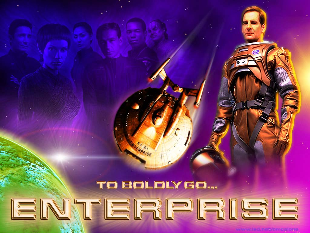 Movies Wallpaper: Enterprise