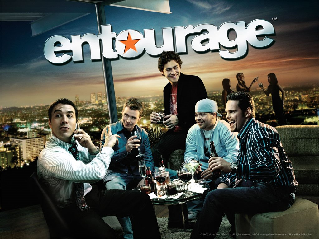 Movies Wallpaper: Entourage