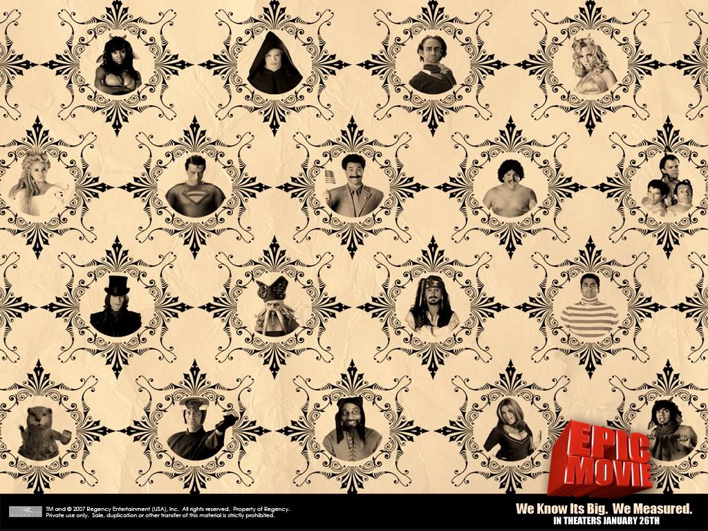 Movies Wallpaper: Epic Movie