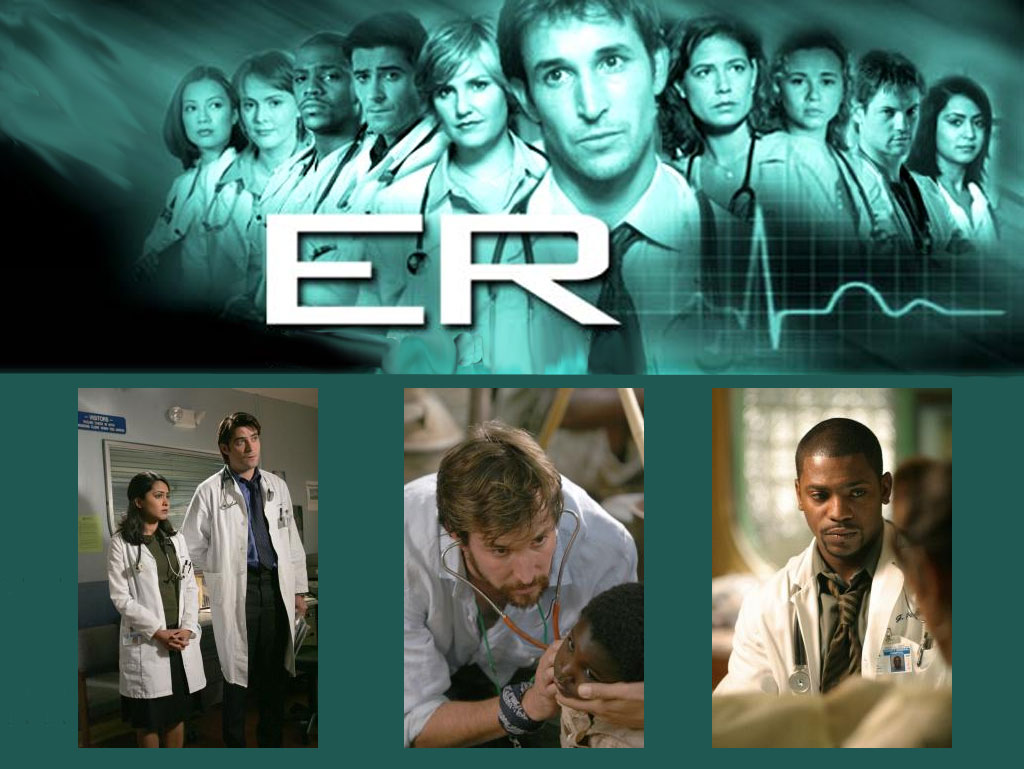 Movies Wallpaper: E.R.