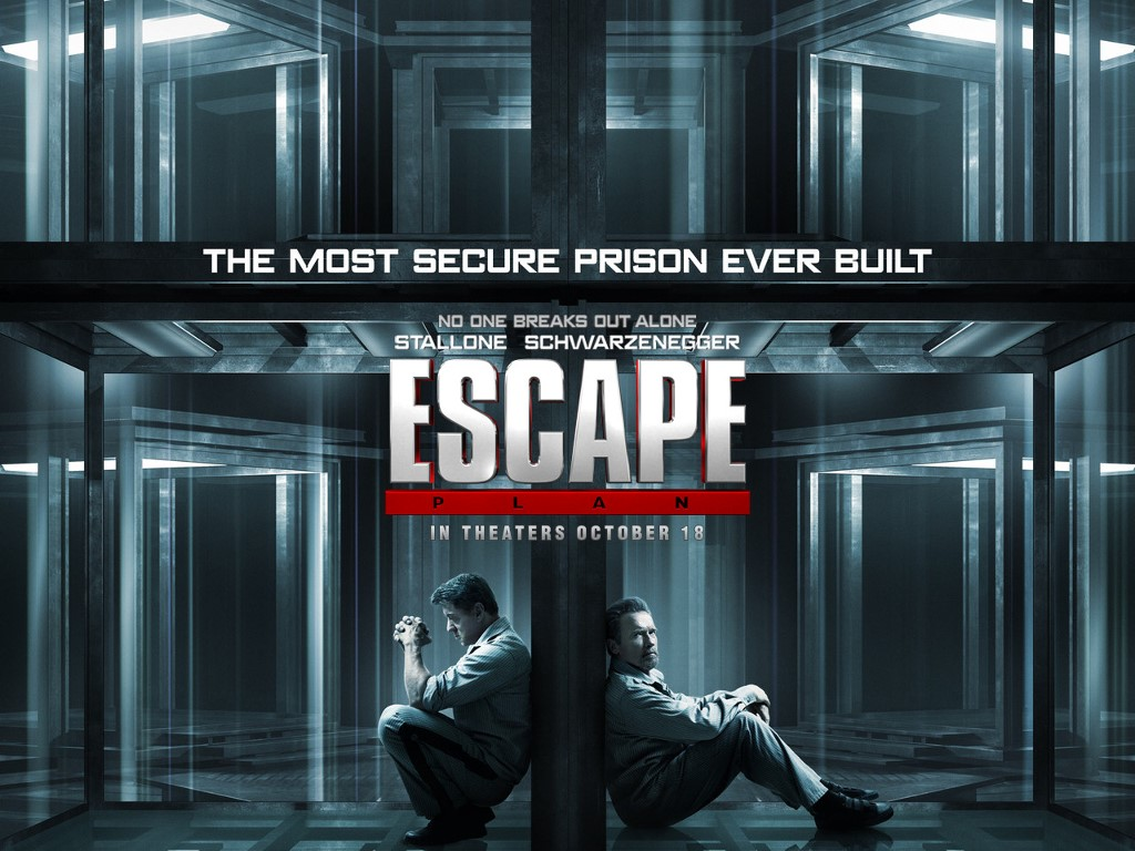 Movies Wallpaper: Escape Plan