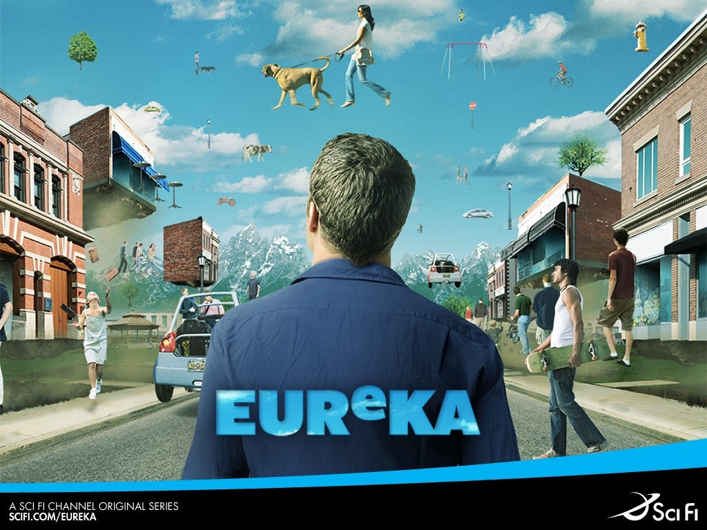 Movies Wallpaper: Eureka
