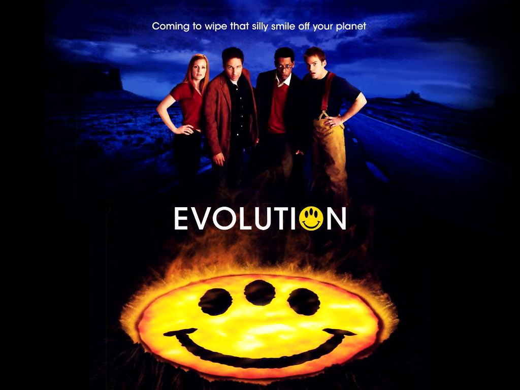 Movies Wallpaper: Evolution
