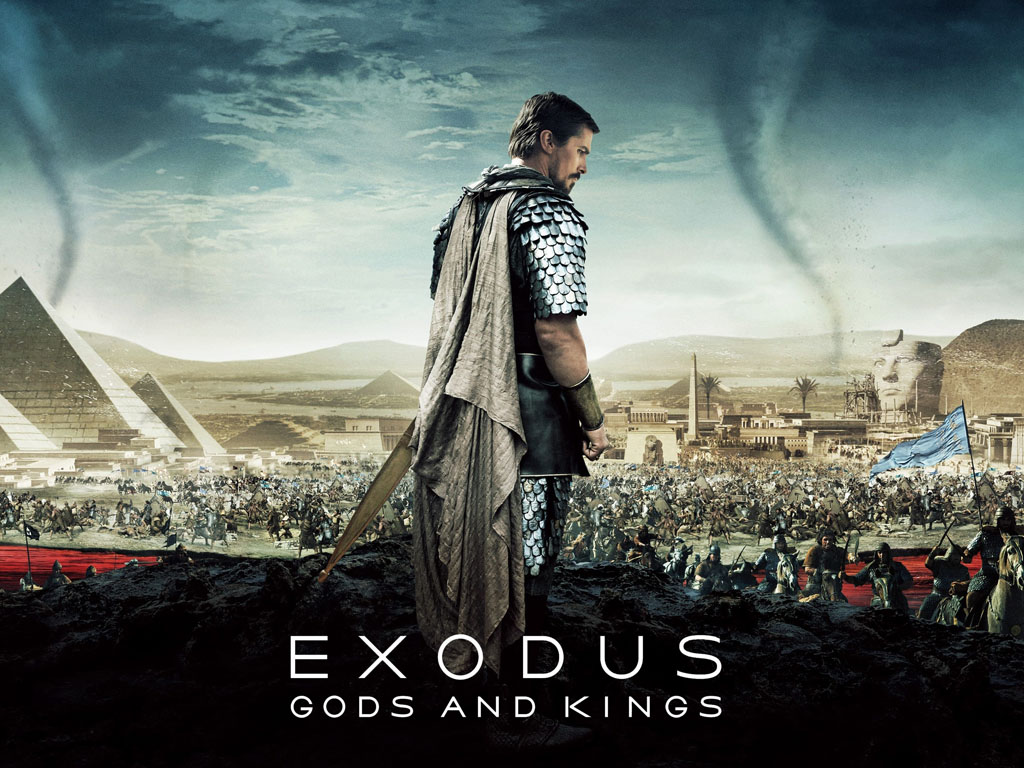 Movies Wallpaper: Exodus - Gods and Kings