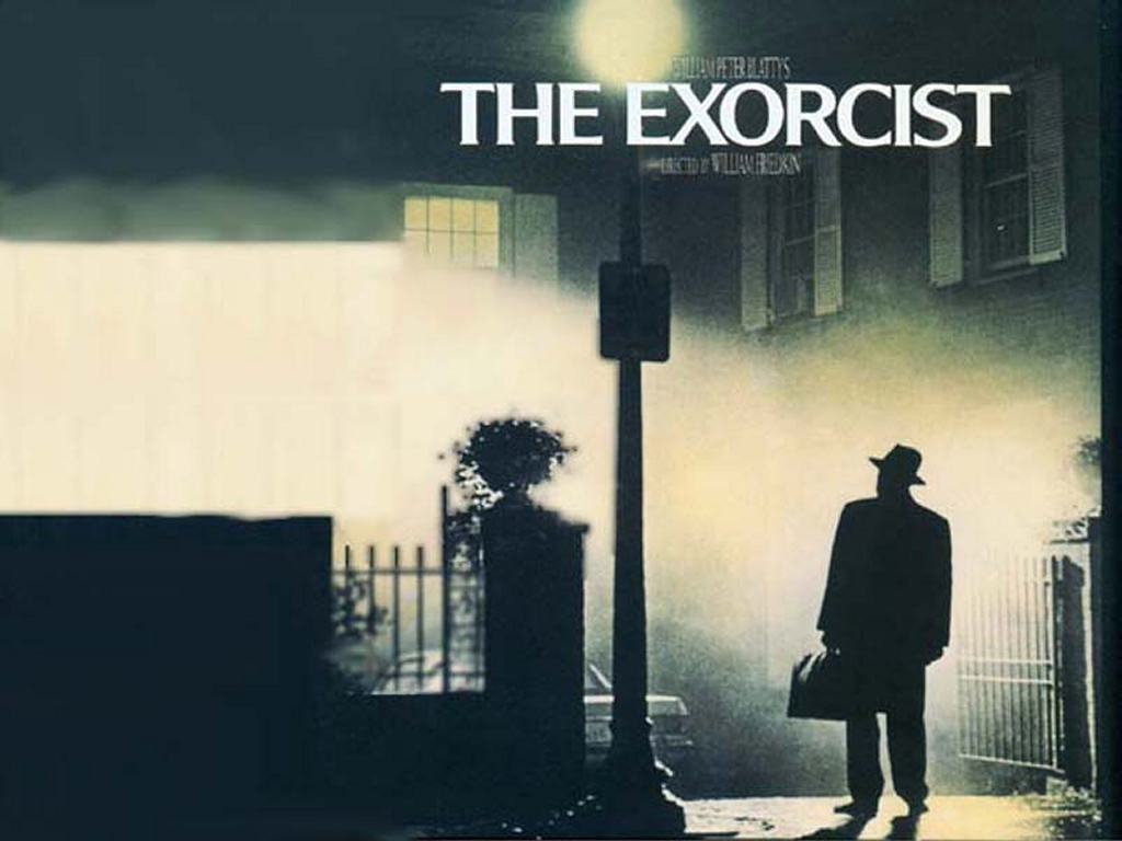 Movies Wallpaper: The Exorcist