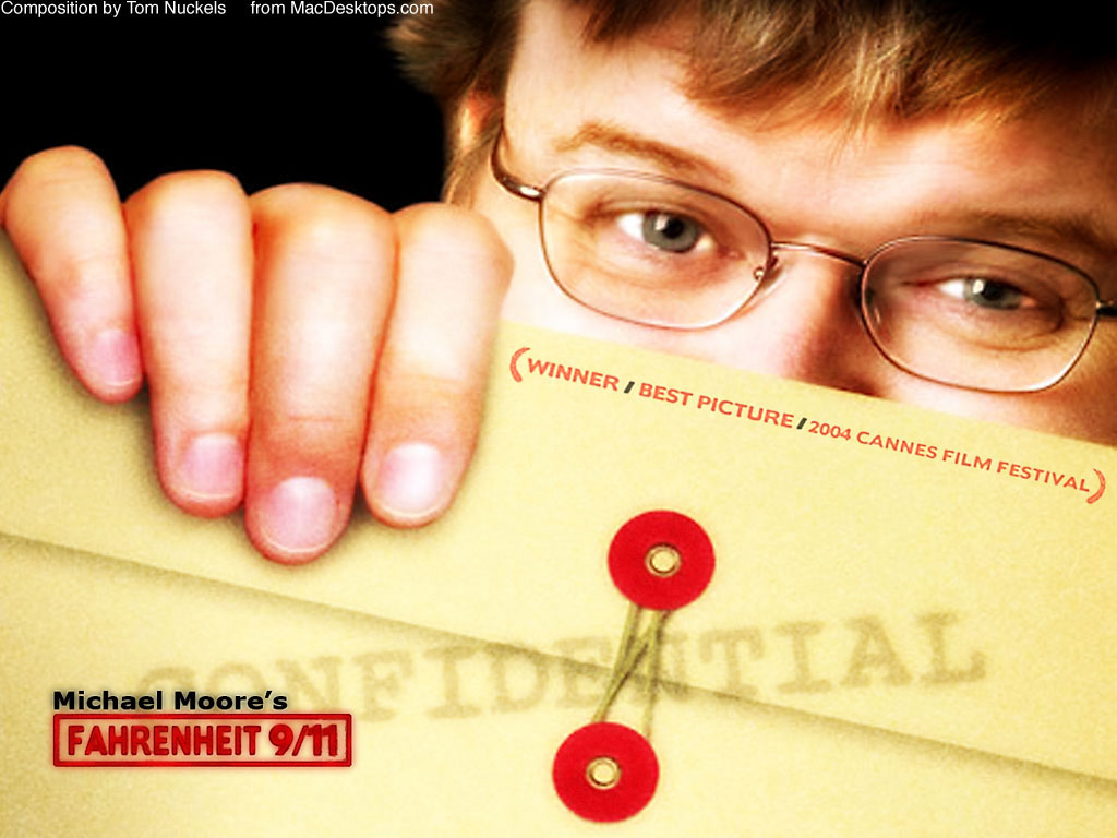 Movies Wallpaper: Fahrenheit 9/11