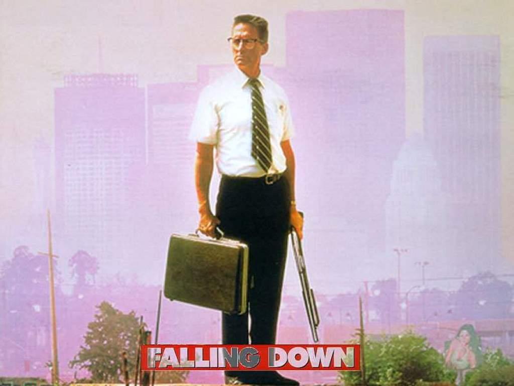 Movies Wallpaper: Falling Down
