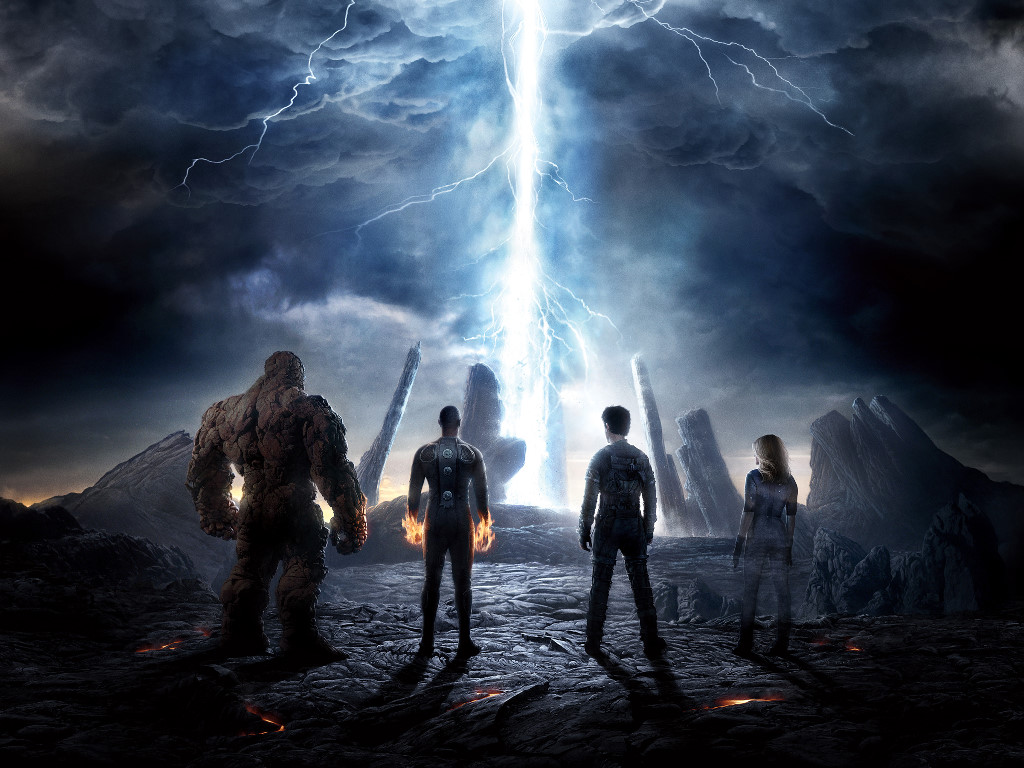 Movies Wallpaper: Fantastic Four (2015)