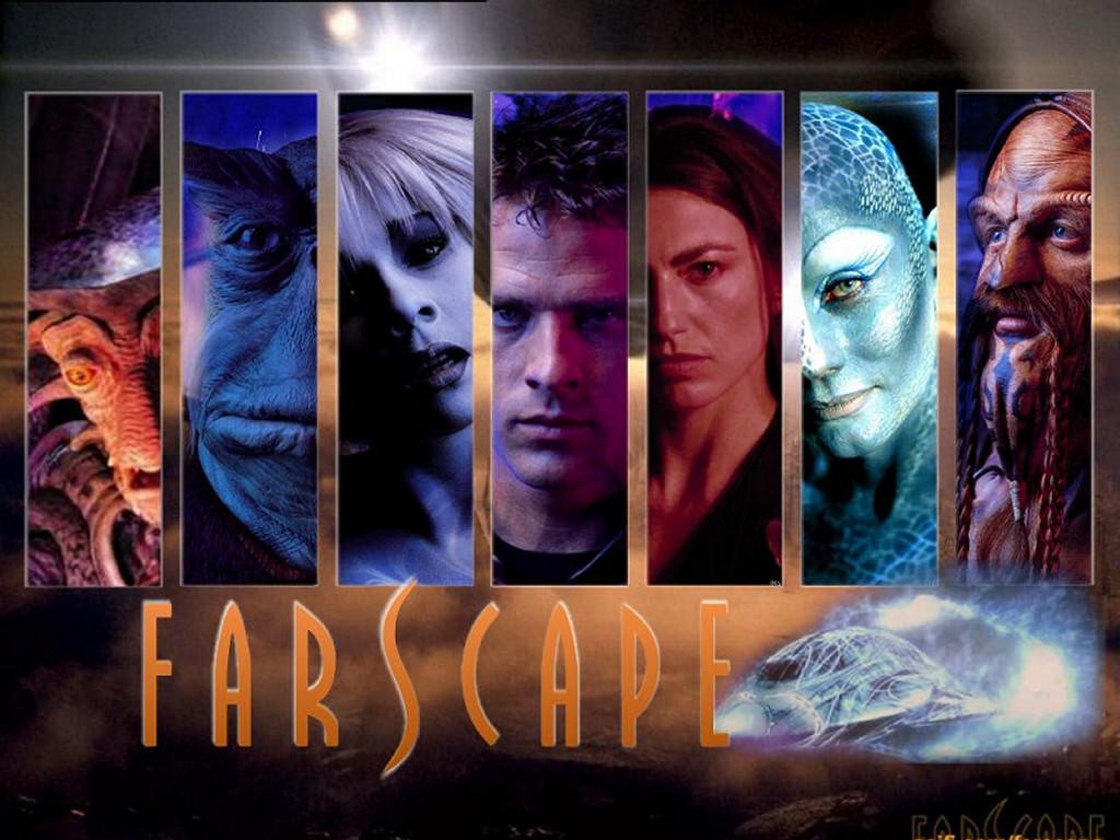 Movies Wallpaper: Farscape