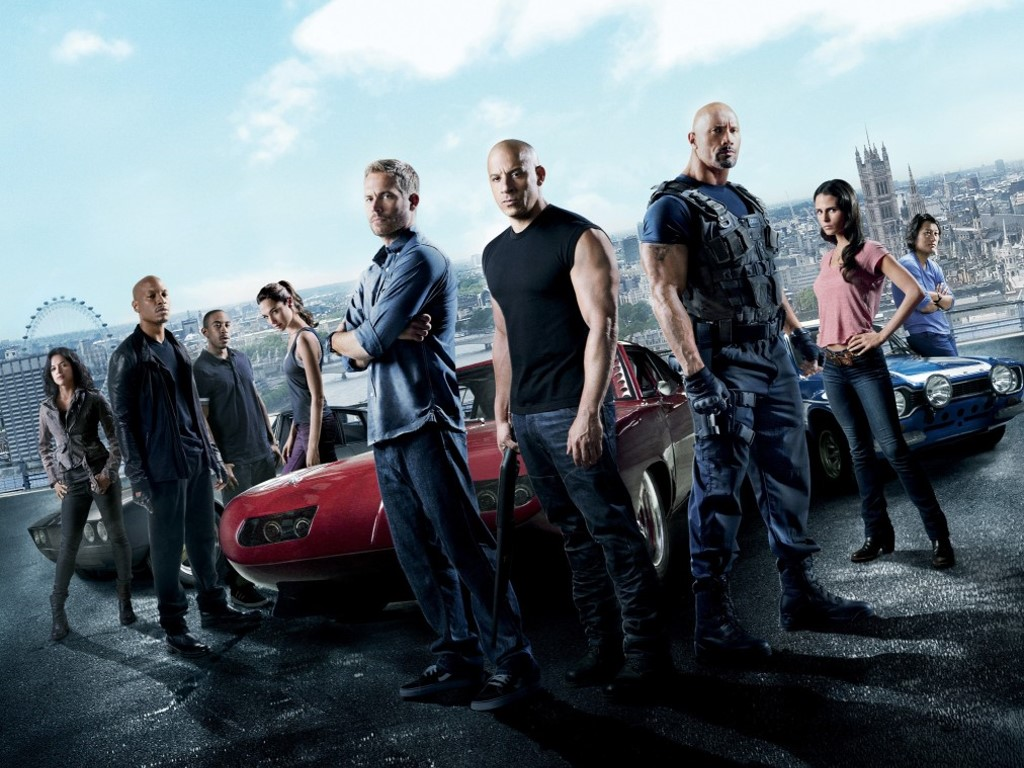 Movies Wallpaper: Fast and Furious 6