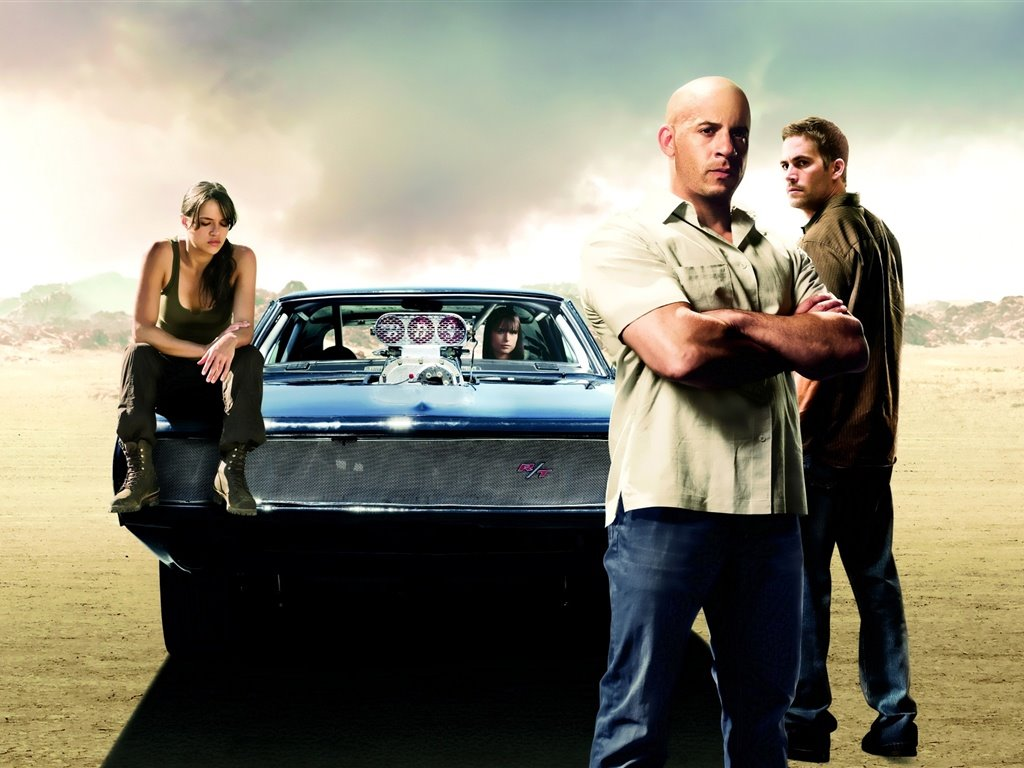 Movies Wallpaper: Fast Five